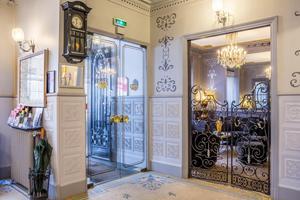 Foto: Pressbild.Hotel Prince Albert vid Louvren