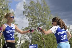 Maja Dahlqvist mot Matilda Högqvist Bandefur, en