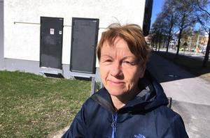 Berit Andersson, 65, pensionär, Sundsvall: