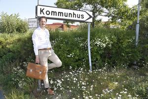 Tobias Bernander blev inrikeskorrespondent i stället för utrikeskorrespondent. Nu har han gjort sig hemmastadd på NT efter flera år på andra redaktioner runt om i Sverige.