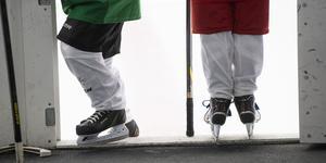 Även i Köping Hockey syns utslagning för vissa ungdomar och tidig satsning på vissa, menar insändarskribenten. Foto: Fredrik Sandberg / TT
