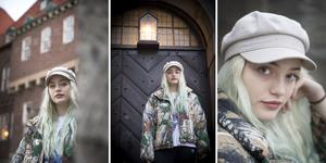Matilda Melin släpper sin debutskiva under artistnamnet Orkid.