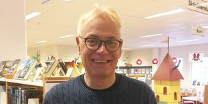 Jan Bengtsson på Avesta bibliotek säger att det är mycket som hänger i luften kring öppnandet av Krylbo bibliotek.