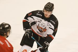 Petter Kjellin blev stor matchhjälte mot Piteå i playoff 2 den gångna säsongen.