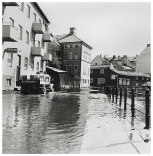 Östra Hamngatan 1959. Foto: Stenback