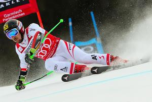 Marcel Hirscher vann söndagens världscuptävling.