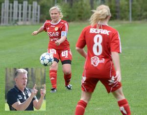 Tomas Hultgren har svårt att slita sig från uppdraget som tränare i Gustafs GoIF.