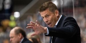 Ulf Samuelssons återkomst i Leksand slutade med en förlust. Bild: Bildbyrån