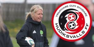 Eva Lambertsson blir assisterande tränare till Benny Dahlin i HuFF.