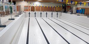 25-metersbassängen ska renoveras.