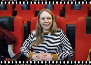 Hanna Söderstedt, projektledare för Filmrummet, Stockholm.