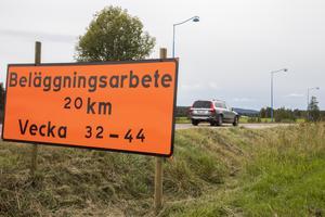 Många har fått punktering längs vägen mellan Edsbyn och Homna under hösten, något Hela Hälsingland tidigare skrivit om.