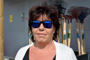Monica Östman, 55, undersköterska, Indal: