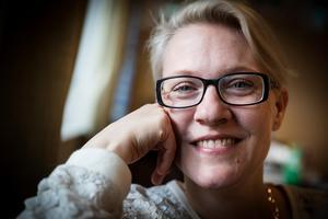 Linda Wallin, näringslivschef i Falu kommun.