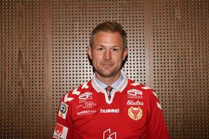 Magnus Pehrsson. Foto: Henrik Montgomery / TT