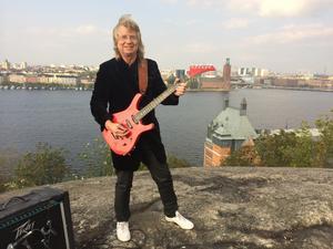 Janne Schaffer. Foto: Lars Bergstrand/Pressbild