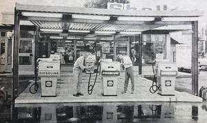 Bild från ÖA 20 juli 1968.