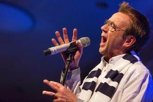 Björn Skifs delar ut pris på årets Dalecarlia Music Awards. Arkivbild.