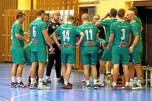 HV Tidaholm förlorade fredagens bortamöte med Uddevalla med hela 19–34. Bilden är från en annan match.
