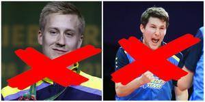 Mattias Falck och Kristian Karlsson.