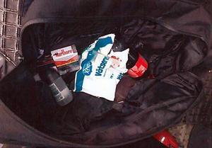 Bilder ur förundersökningen mot drogterapeuten som misstänks för narkotikaförsäljning. Foto: Polisen