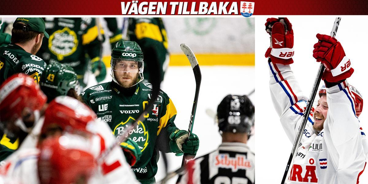 JUST NU: Kapten Dahlén utökar Timrå IK:s ledning – följ sista skälvande minuterna här