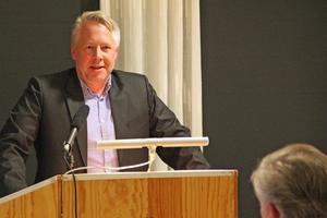 Stefan Norberg säger att strategidagarna är till för Hedemoras bästa.
