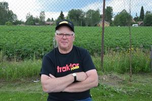Dala-Järnabon Anders-Åke Andersson var nöjd med underhållningen.