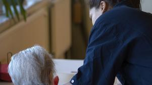 I Avesta kommun har flera personer med instegsjobb anställts de senaste åren. Många av dem läser vidare till undersköterskor.