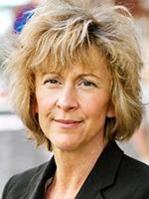 Berit Johansson är förbundsordförande för Sveriges Trafikutbildares Riksförbund.Foto: pressbild