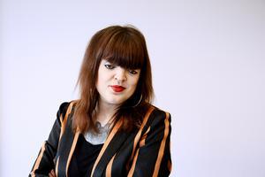 Patricia Svensson, chefredaktör och ansvarig utgivare för VGT-tidningarna. Foto: Pär Grännö