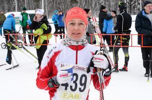 Jessika Ericsson, Stockvik, tog hem segern på damsidan.