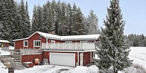 Villa på 126 kvadrat vid Hållstasjön toppar klicklistan. Foto: Mäklarhuset