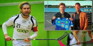 Alexander Johansson byter vitt och FBC till blått och Hudik/Björkberg.