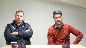Efter match två mellan Kristianstad och VIK i playoffserien i mars gick Kristianstads tränare Mats Lusth till attack och sa att han aldrig hade sett ett gnälligare lag än VIK. Under VIK supports årsmöte under tisdagen fick Thomas Paananen en fråga om hur arg han var under den presskonferensen.