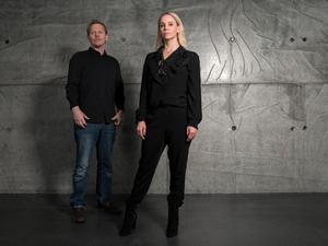 Thure Lindhardt och Sofia Helin spelar återigen huvudrollerna i tv-serien