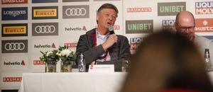 Lars Lindqvist är optimistisk, trots att IOK riktar kritik mot Sveriges OS-upplägg. 60–40 är Lindqvists tips i Sveriges fördel.