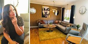 Redan innan Marita Thorell flyttade in i huset hade hon en vision om hur det skulle se ut.