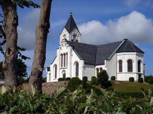 Kville kyrka. Foto: Wikicommons