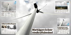 Frågan om vindkraftstimeouten  vara  eller icke vara samt framtiden för Storåsens vindkraftsprojekt fick ett svar vid måndagens kommunfullmäktige.