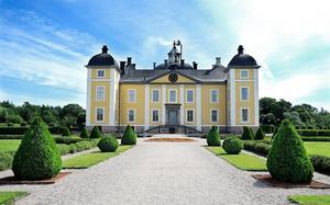 Strömsholms slott. Bild: Alf Pergeman