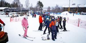 Nya sexstolsliften har bidragit till att Järvsöbacken uppnått ännu en rekordsäsong.