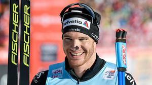 Dario Cologna vann Tour de Ski imponerande. Bild: TT.