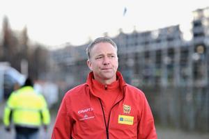 Mikael Holmstrand är assisterande lagledare för Lejonen och vice ordförande för Elitspeedway Sverige.