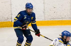 #5 Ellen Nilsson, Vansbro AIK IK: