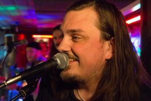 Sångaren Jens Persholt.