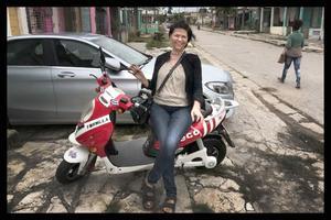 Bara ett par veckor före mordet var Barbara Jarl och sambon Ove i Kuba för att hälsa på hennes släkt. Ove tog flera bilder med sin mobil. Foton som Barbara Jarl sedan skickade till sin egen mobil under kvällen då Ove dog.  Foto: Polisens förundersökning