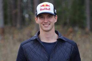 Timmy Hansen körde in första pallplatsen och klättrade i totalställningen efter två race i Finland.