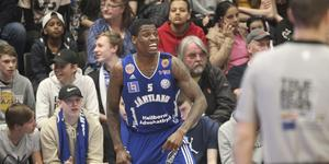 Orkar Teyvon Myers och hans Jämtland prestera storstilad basket igen och vinna ytterligare en match mot Södertälje?
