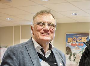 Örjan Fridner,  ledamot av verkställande utskottet i Socialdemokraterna. Foto: Arkiv